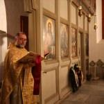 Paskalya Bayramı'nı Ortodokslar Edirne'de ayinle kutladı