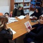 AK Parti Bilecik Teşkilatından kitap okuma etkinliği