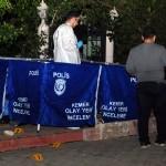 Antalya'da silahlı saldırı: 1 ölü, 1 yaralı