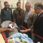 GÜNCELLEME 3 - Karabük'te cezaevi nakil aracı devrildi: 2 şehit