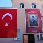 Erciş'te şehit Çevik için mevlit okutuldu