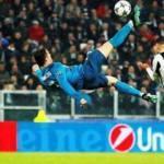 Bunu nasıl yaptın Ronaldo!