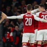 Arsenal tek devrede 4'ledi