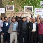 Şanlıurfa'da Afganistan'daki katliama tepki