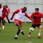 Sivasspor'da Konyaspor maçı hazırlıkları