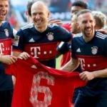 Bayern'den resmi açıklama! 'Robben ile...'