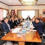Kemer Belediye Meclisi toplandı
