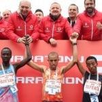 Vodafone İstanbul Yarı Maratonu'ndan rekor!