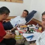 Seydişehir'de kan bağışı