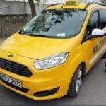 Erkeklere taş çıkaran kadın taksi şoförü!
