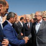 Mardin'de toplu ulaşıma dahil edilen araçlar için tören