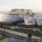 Gaziantep Panorama Müzesi'nin inşaatı yükseliyor