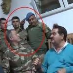Hulusi Akar, başına çarpan askeri böyle uyardı!