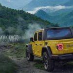Jeep Pickup için hazırlanmış en gerçekçi proje