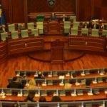 Kosova Meclisi'nde olağanüstü FETÖ oturumu