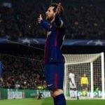 Messi şov yaptı, Barcelona zorlanmadı