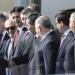 Tarihi gün! Putin Ankara'da böyle karşılandı