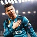 Real Madrid Ronaldo'ya böyle veda etti