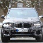 2019 BMW X5 kamuflajları giydi!