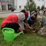 Afrin Harekatı'na üniversite öğrencilerinden anlamlı destek
