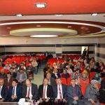 """Suşehri'nde """"Genç Çiftçi"""" Projesi anlatıldı"""