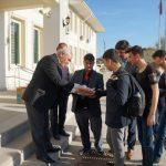 SODES Projesi ile Çanakkale ve İstanbul'u gezdiler