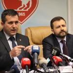 Samsunspor, Yılmaz Vural'ı TFF'ye şikayet etti