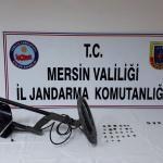 Tarsus'ta tarihi eser kaçakçılığı operasyonu