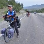 Emeklilerin bisikletle Türkiye turu