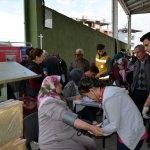 Suşehri'nde öğrencilerden ücretsiz sağlık taraması
