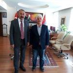 İl Emniyet Müdürü Şen'e ziyaretler