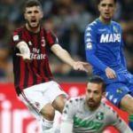 Hakanlı Milan puanı zor kurtardı