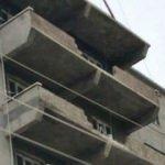 İnşaatta sıva yaparken 6. kattan düşüp öldü