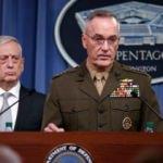 Pentagon'dan kritik Suriye açıklaması