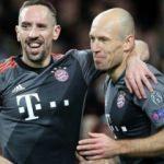 Robben ve Ribery imzayı attı!