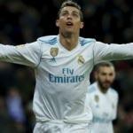 Alkışlar Cristiano Ronaldo'ya!