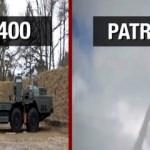 S-400 mü Patriot Füzesi mi? İşte farkları
