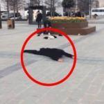 Taksim Meydanı'nda ibretlik görüntü!
