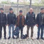 Van'da 36 kaçak yakalandı