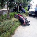Çine'de trafik kazaları: 2 yaralı