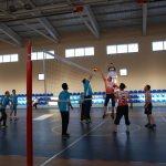 Karamanlı'da Kaymakamlık Kupası Voleybol Turnuvası başladı