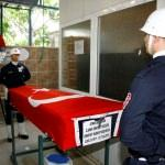 Emniyet Müdür Yardımcısı Akduman İzmir'de toprağa verildi