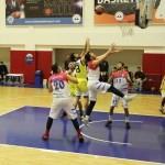 ERÜ'de Üniversiteler Arası Basketbol müsabakaları başladı