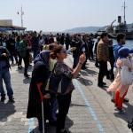 SOLOTÜRK'ten Çanakkale'de prova uçuşu