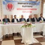 İmam Hatip Okulları Platform İl Koordinasyon Toplantısı