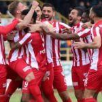 Boluspor Süper Lig yolunda ezdi geçti!