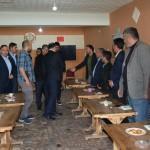 Patnos'ta istişare toplantısı yapıldı