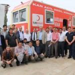 Kula'da kan bağışı kampanyası