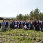 Gölhisar'da 15 Temmuz Şehitleri Hatıra Ormanı kuruldu