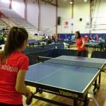 KYK Masa Tenisi Turnuvası başladı